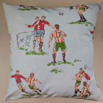 Cushion Cover in Cath Kidston Footie 16""